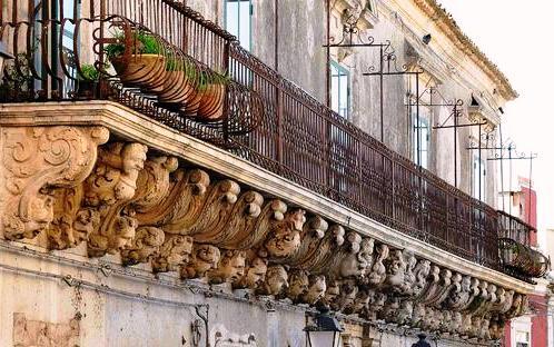 Balcone Judica